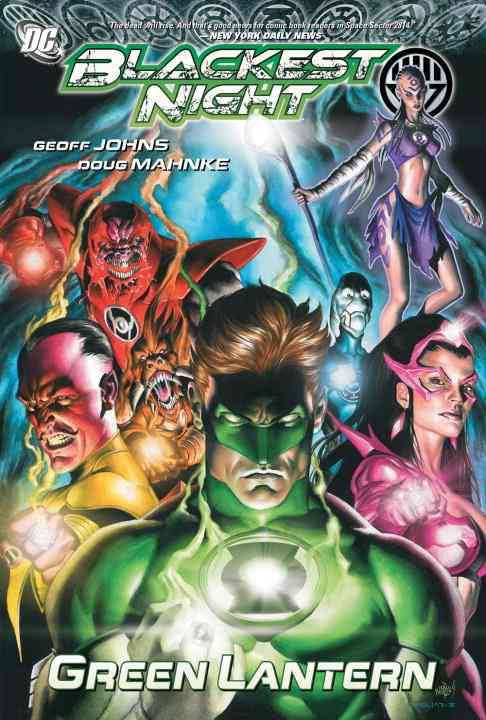 Green Lantern: Blackest Night