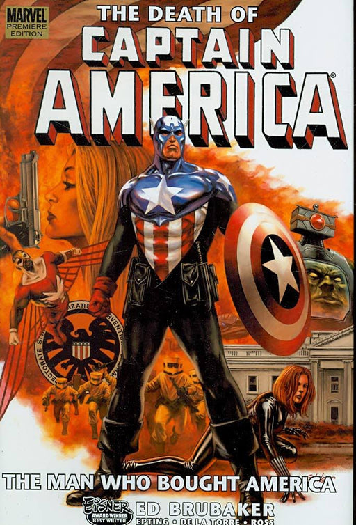 The Death of Captain America, Vol. 3: The Man Who Bought America