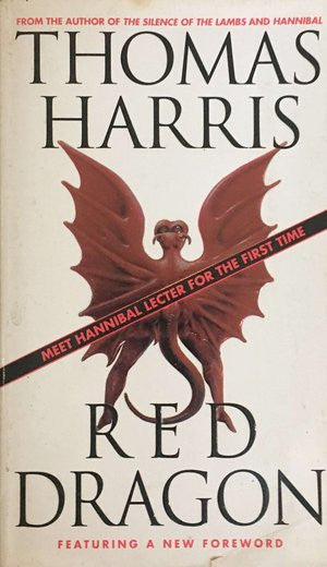 Hannibal, #1: Red Dragon