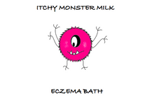 Load image into Gallery viewer, ITCHY MONSTER MILK
