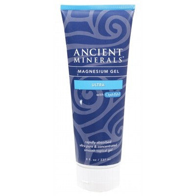 ANCIENT MINERALS Magnesium Gel Ultra - 237ml