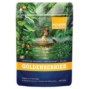 POWER SUPER FOODS  Goldenberries