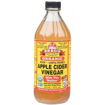 Bragg Organic Raw Apple Cider Vinegar