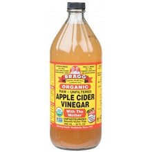 Load image into Gallery viewer, Bragg Organic Raw Apple Cider Vinegar