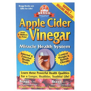 APPLE CIDER VINEGAR Paul & Patricia Bragg Book