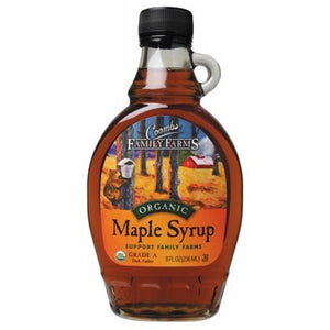 COOMBS FAMILY FARMS Grade A Maple Syrup 236ml