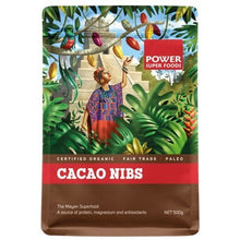 Load image into Gallery viewer, POWER SUPER FOODS - Cacao Nibs
