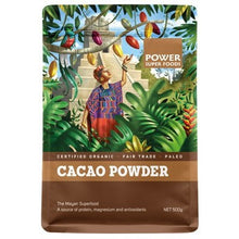 Load image into Gallery viewer, POWER SUPER FOODS - Cacao Powder