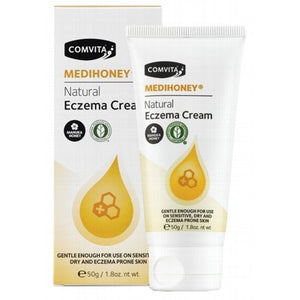 COMVITA Medihoney Eczema Cream 50g