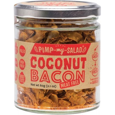 EXTRAORDINARY FOODS Pimp My Salad Coconut Bacon - 60g