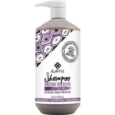 EVERYDAY SHEA Lavender Shampoo 950ml - Moisturising - For all hair types