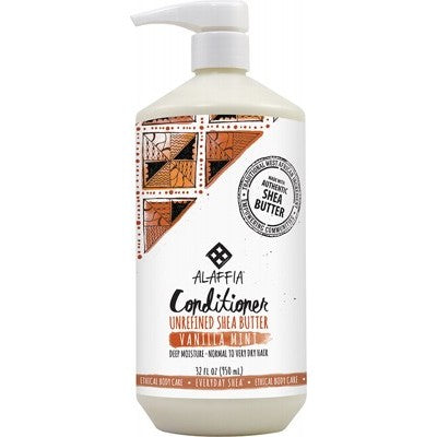 EVERYDAY SHEA Vanilla Mint Conditioner 950ml - Moisturising - For all hair types