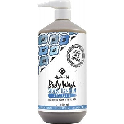 EVERYDAY SHEA Unscented Body Wash 950ml