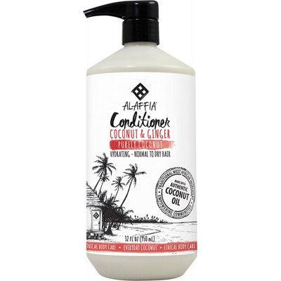 EVERYDAY COCONUT Conditioner Coconut 950ml - Hydrating - Normal/Dry Hair