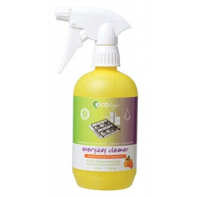 ECOLOGIC Sweet Orange & Tangerine Everyday Complete Cleaner 520ml