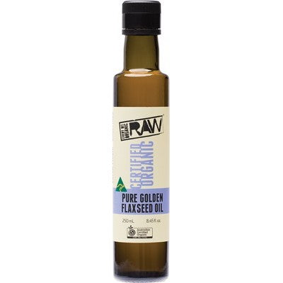 EVERY BIT ORGANIC RAW Flaxseed Oil  250ml