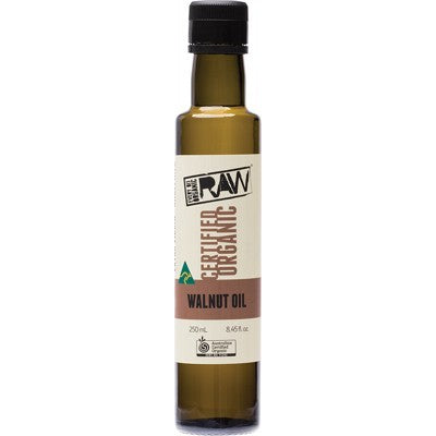 EVERY BIT ORGANIC RAW Walnut Oil  250ml