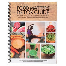 Load image into Gallery viewer, FOOD MATTERS - Detox Guide 3 day Detox