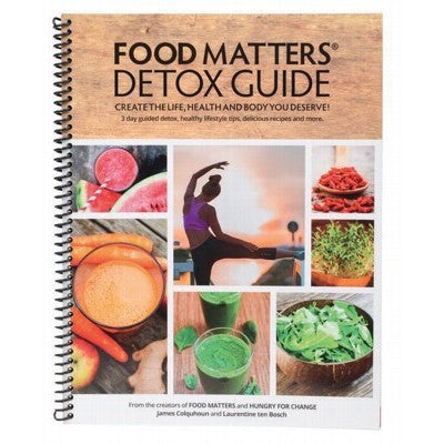 FOOD MATTERS - Detox Guide 3 day Detox