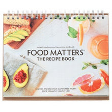 Load image into Gallery viewer, FOOD MATTERS - The recipe book Version 2