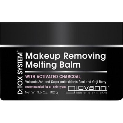 GIOVANNI Makeup Removing Melting Balm D:tox System 102g