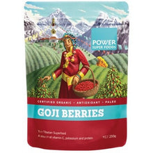Load image into Gallery viewer, POWER SUPER FOODS - Goji Berries