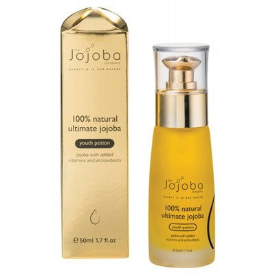 THE JOJOBA COMPANY Youth Potion 100% Natural Jojoba Blend 50ml