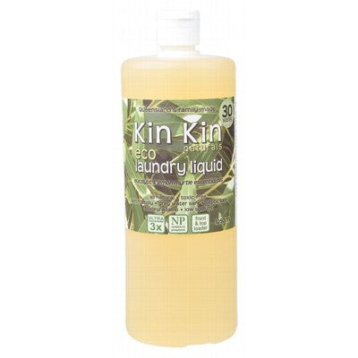 KIN KIN Eucalypt & Lemon Myrtle Ultra Concentrated Laundry Liquid 1050ml
