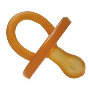 NATURAL RUBBER SOOTHER - Rounded Soother