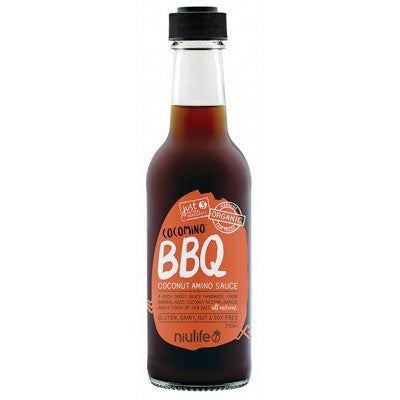 NIULIFE - Coconut Barbeque Sauce - 250ml