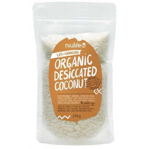 NIULIFE - Desiccated Coconut 250g - BUY 5 GET 1 FREE