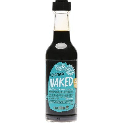 NIULIFE - Naked Coconut Amino Sauce - 250ml