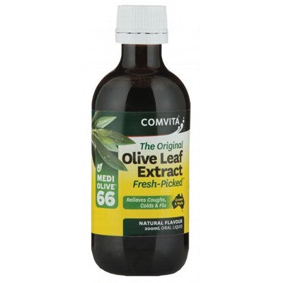 OLIVE LEAF Natural Olive Leaf Extract