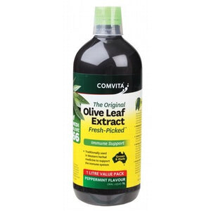 OLIVE LEAF Peppermint Olive Leaf Extract