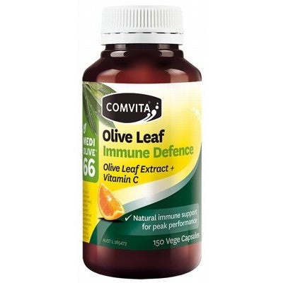 OLIVE LEAF EXTRACT Immune Defence Vege Caps