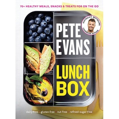 LUNCH BOX Pete Evans