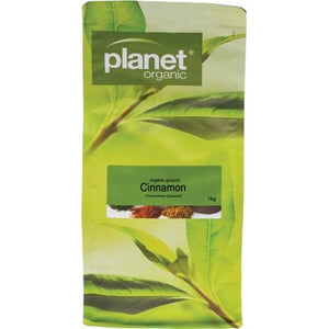 PLANET ORGANIC Spices Cinnamon 1kg