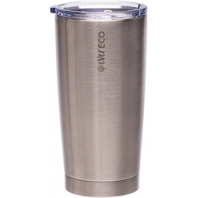 EVER ECO Insulated Tumbler Brushed Stainless Steel 592ml