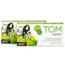 Load image into Gallery viewer, TOM ORGANIC - Tampons Regular x 16 - BUY 5 GET 1 FREE