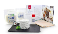 "Gourmet: Spanish Cheese-Making Kit|Caja Gourmet ""Kit para elaborar quesos"""