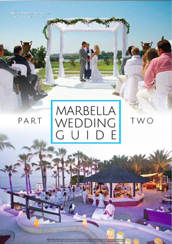 PACK 2: The Marbella Wedding Guide