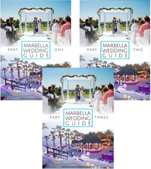 VALUE PACK: The Complete Marbella Wedding Guide - Parts 1, 2 & 3 - Full Edition