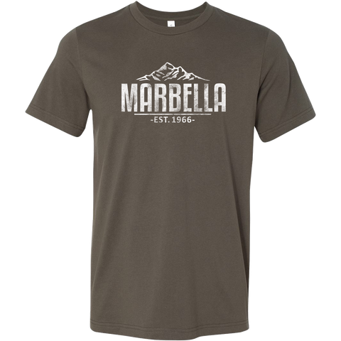 Fashion: Marbella Vintage Canvas Tee|Moda: Marbella Vintage Canvas Tee