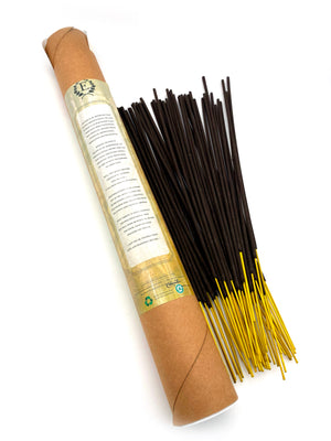 Patchouli Vanilla Handmade Charcoal Incense- 75+ Sticks - Enevoldsen Limited