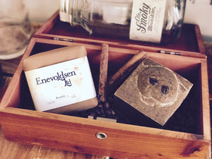Roasted. Lather Bar, - Enevoldsen Limited