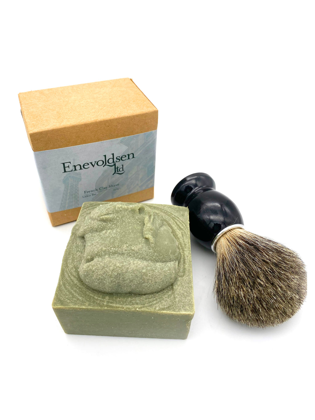 French Clay. Shave Bar, - Enevoldsen Limited