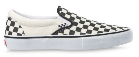 Vans Checkerboard Skate Slip On