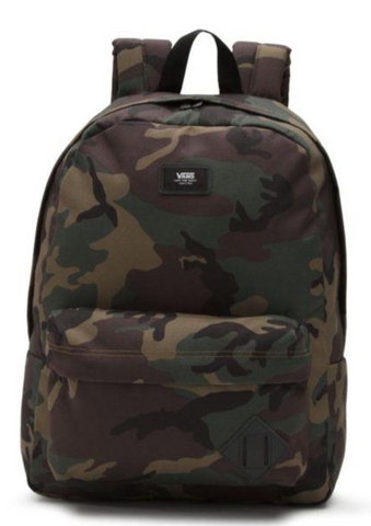 Vans Camo Backpack