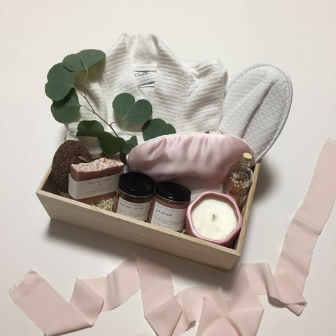 The Spa Pamper Box