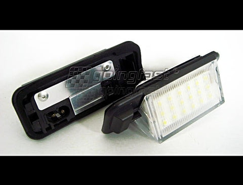 BMW E36 LED License Plate Lights